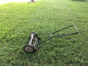 lawn aeration castle rock co